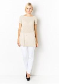 Light beige Tunic
