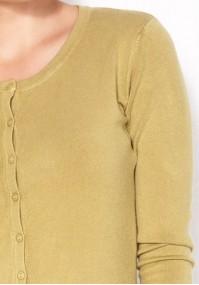 Oliwkowy Sweter