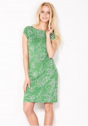 Sukienka 1294 (zielona)
