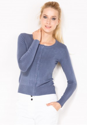 Sweter 8718 (jeans)