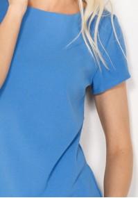 Sukienka 1709 (niebieska)