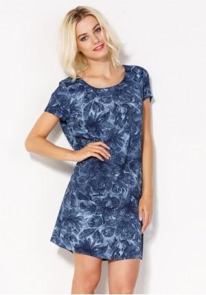 Sukienka 1708 (niebieska)