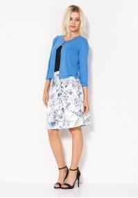 Sweter 8815 (niebieski)