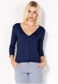 Sweter 8817 (granatowy)