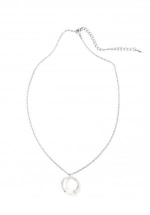 Naszyjnik z perłą w okręgu