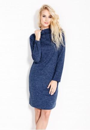 Sukienka 1610 (niebieska)