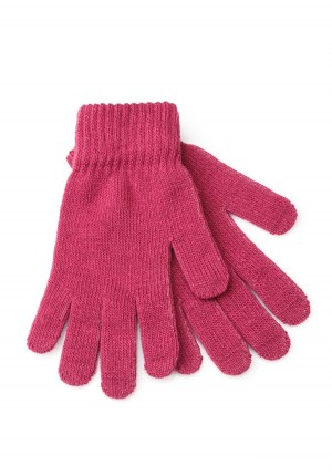 Rękawiczki 9001 (amarantowe)