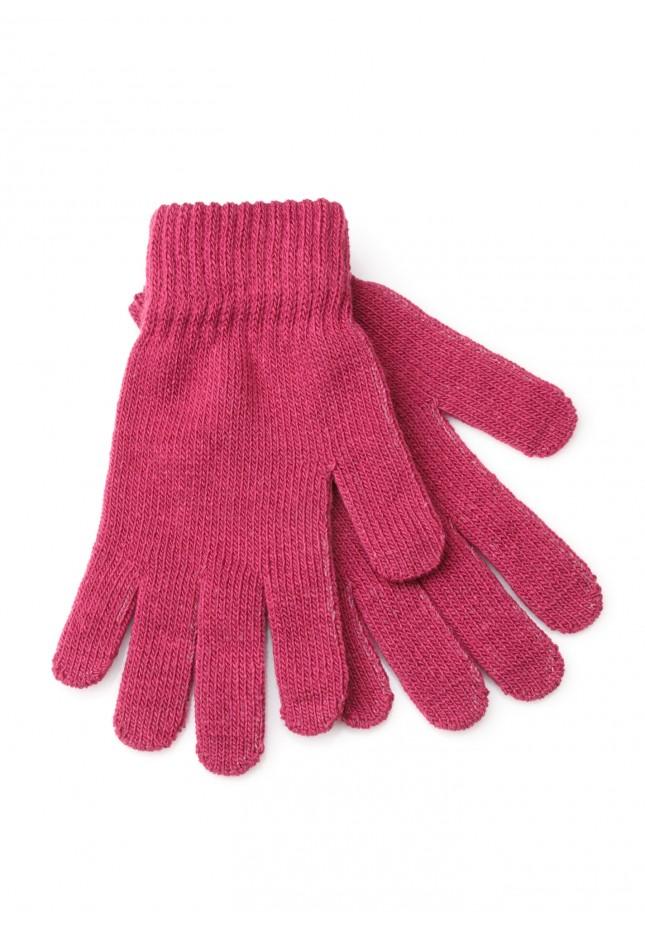 Amarantowe Rękawiczki
