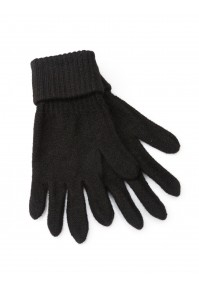 Black Gloves with a cuff