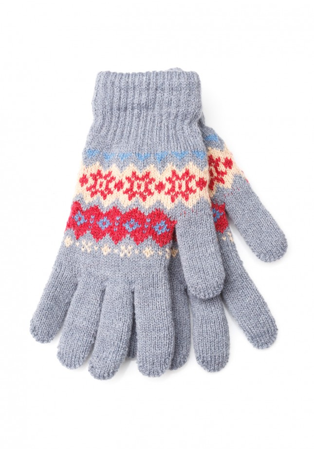 Rękawiczki 9004 (szare)