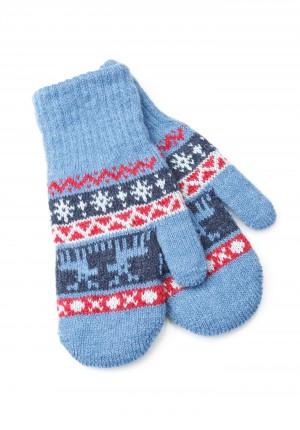 Rękawiczki 9005 (niebieskie)