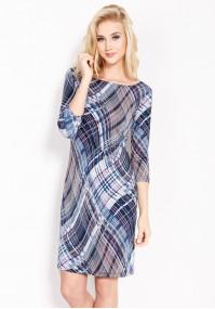 Loose checkered Dress