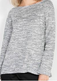 Szary Rozszerzany Sweterek