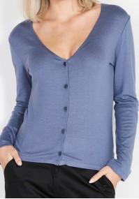 Simple Blue Sweater