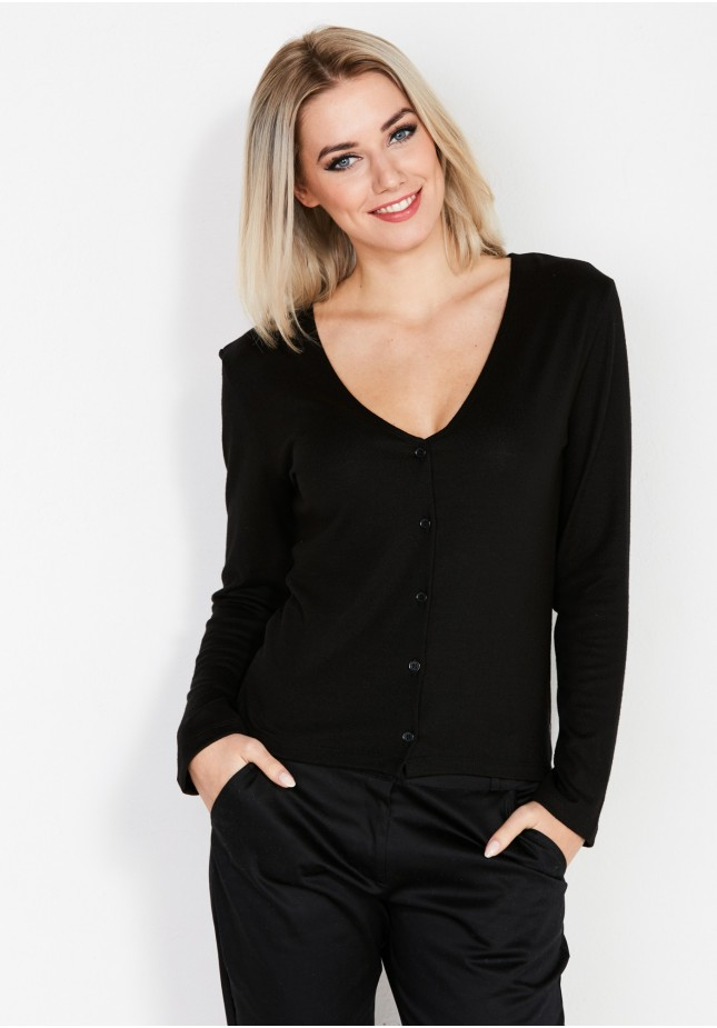 Sweter 8918 (czarny)