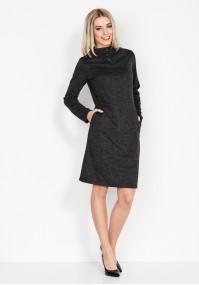 Sukienka 1610 (czarna)