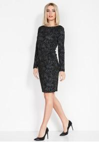 Sukienka 1600 (czarna)