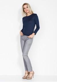 Sweter 8911 (granatowy)