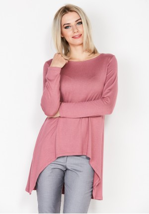 Sweter 8916 (różowy)