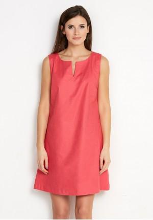 Sukienka 1390 (arbuzowa)