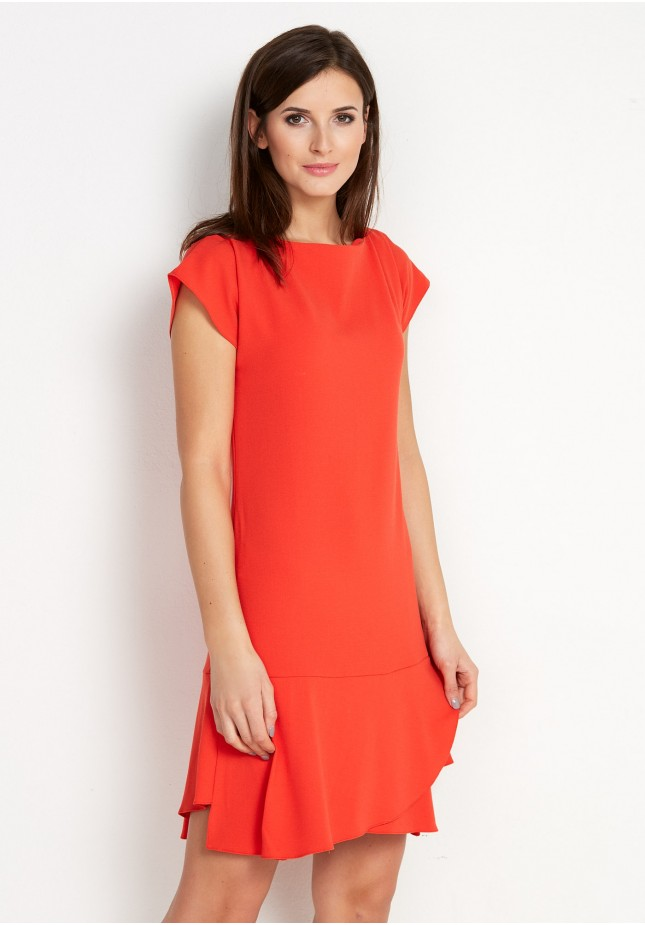 Sukienka 1794 (czerwona)
