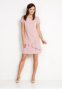 Sukienka 1799 (różowa)