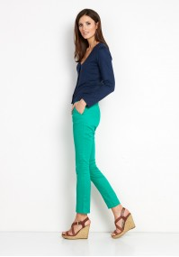 Trousers 5066 (green)