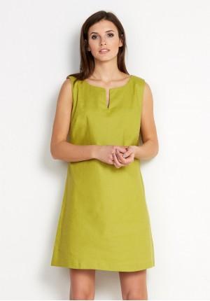 Sukienka 1390 (limonka)