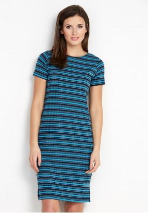 Sukienka 1473 (niebieska)