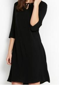 Sukienka 1080 (czarna)