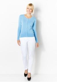 Sweter 8718 (błękitny)