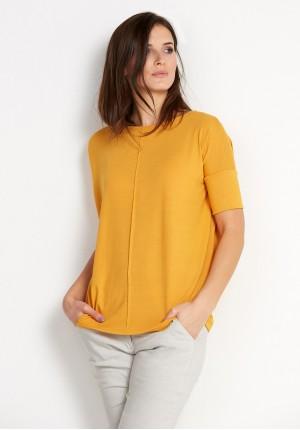 Sweter 8922 (żółty)