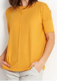 Żółty sweterek
