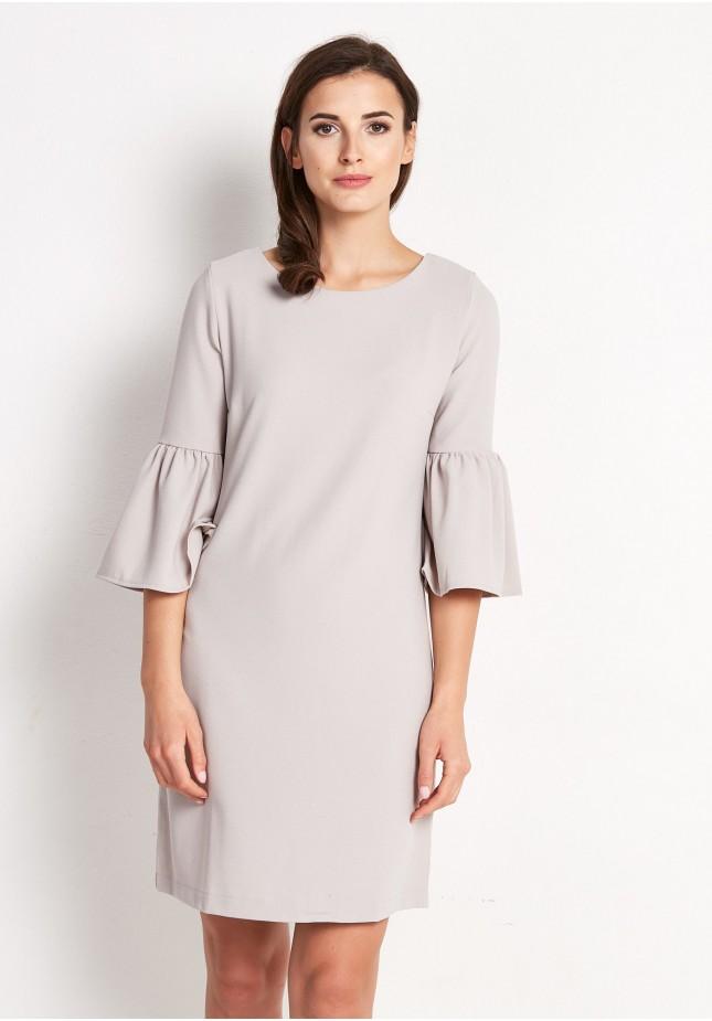 Sukienka 1793 (beżowa)