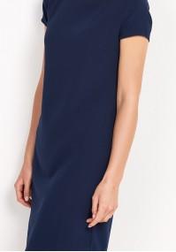 Classic navy blue Dress