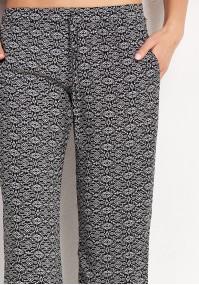 Wiskozowe luźne Spodnie