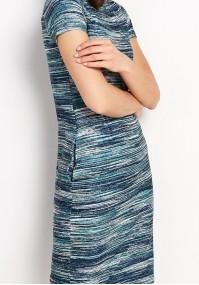 Sukienka 1448 (zielona)