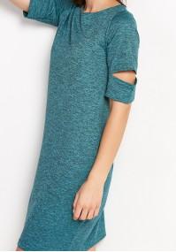 Sukienka 1441 (zielona)