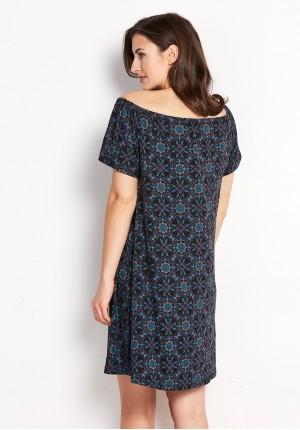 Colored Dress