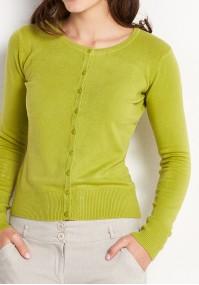 Classic Light Green Sweater