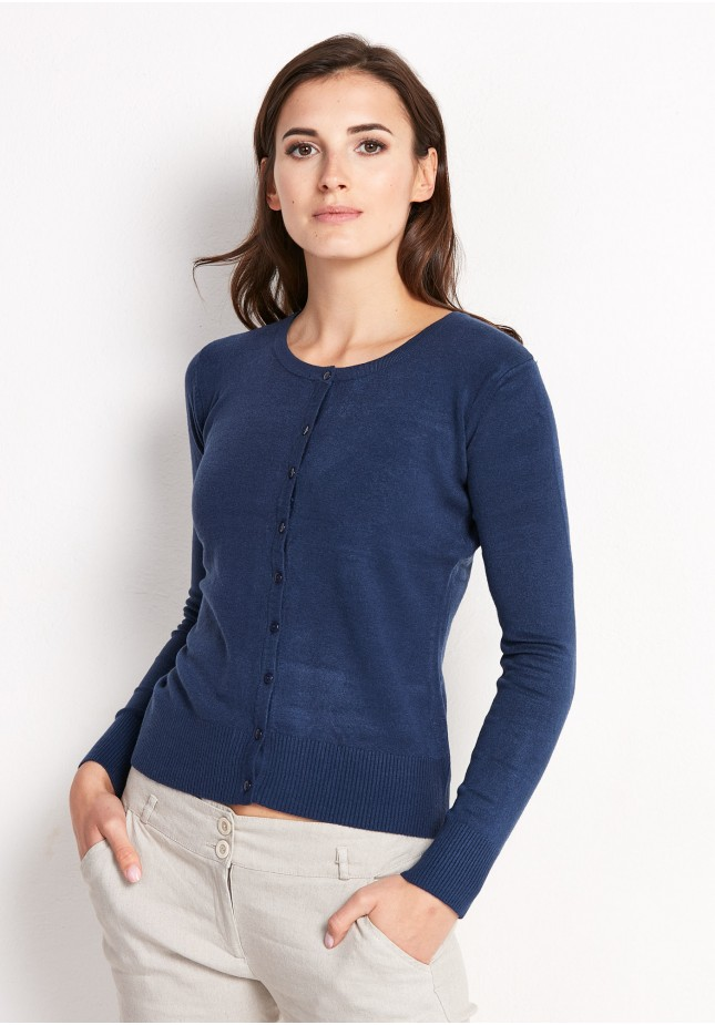 Classic Navy Sweater