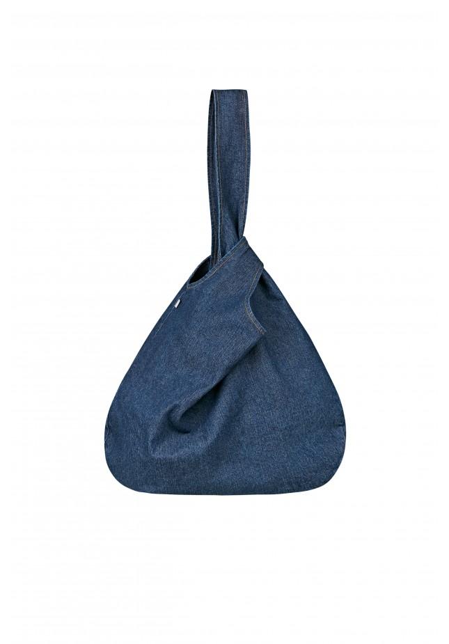 Jeansowa torba