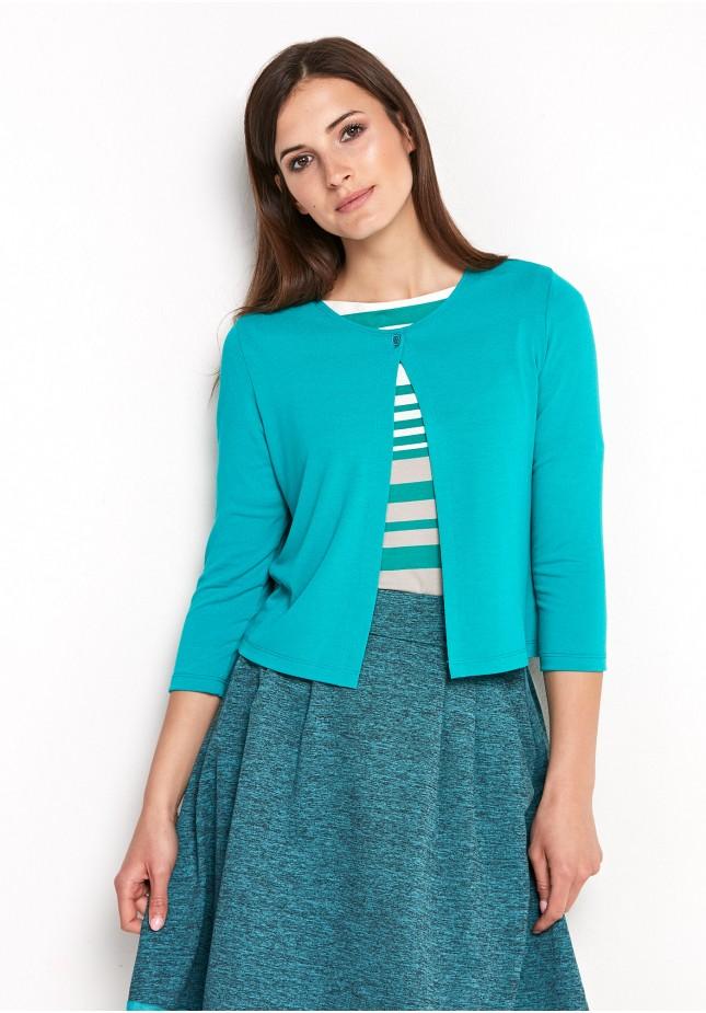 Sweter 8815 (turkusowy)