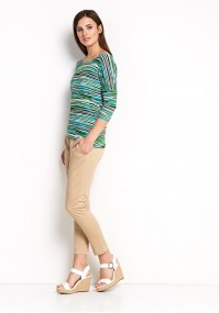 Blouse 3825 (green)