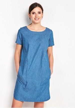 Sukienka 1096 (kropeczki)
