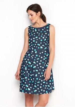 Sukienka 1106 (zielona)