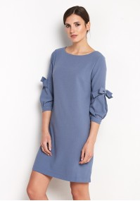 Blue ellegant Dress