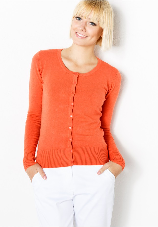 Red orange Sweater