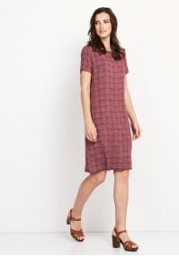 Sukienka 1130 (czerwona)