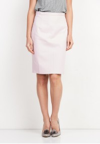 A simple pale pink Skirt